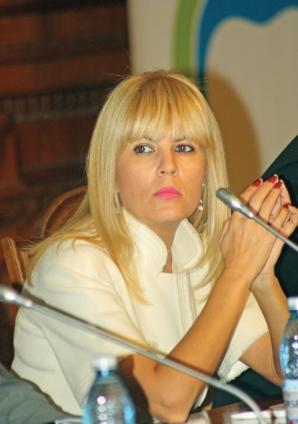 Elena Udrea: Nu avem nevoie de un presedinte care sa fie santajabil
