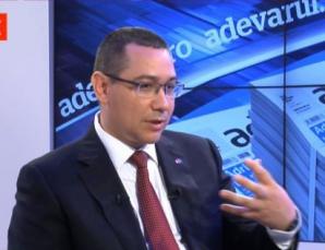 Ponta: Sunt total impotriva scoaterii Religiei din scoli. Aceasta are un set de valori etice