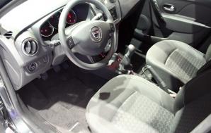 Dacia Sandero editie limitata: Dacia Sandero Black Touch, masina cu care DACIA uimeste Europa