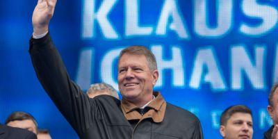 Alegeri prezidentiale 2014. Klaus Iohannis: Romanii au votat corect, avem un rezultat foarte bun