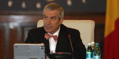 Calin Popescu Tariceanu, liberalul