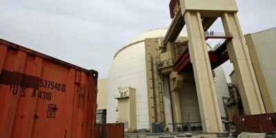 Rusia va construi doua noi reactoare nucleare pentru Iran