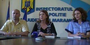 Prima femeie din Transilvania ajunsa chestor de politie vine din Maramures