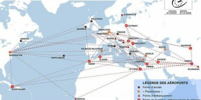 Parlamentul European cere redeschiderea anchetelor privind inchisorile CIA in statele UE