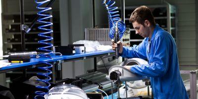 O fabrica romaneasca functioneaza la Timisoara fara intrerupere de aproape 100 de ani