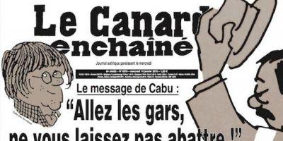 Publicatia satirica franceza Le Canard Enchaine a primit amenintari teroriste