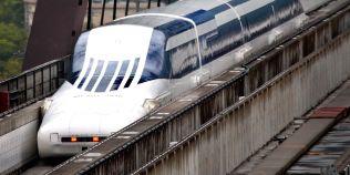 Un nou record de viteza pentru trenuri: prima garnitura care trece dincolo de 600 de kilometri pe ora
