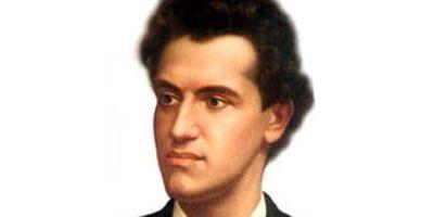 Ciprian Porumbescu, inchis la Cernauti in celula cu doi criminali. Compozitorul i-a facut sa planga dupa ce le-a cantat o doina la vioara