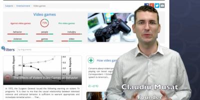 Un cercetator roman a inventat aplicatia care identifica certurile de pe net