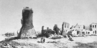 Secretele Turnului Chindiei, construit de sangerosul Tepes. Mormantul lui Dracula ar putea fi ascuns sub constructie
