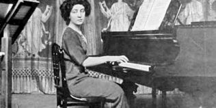 Pasiunile Cellei Delavrancea: pianista l-a vrajit pe Caragiale, s-a imprietenit cu Brancusi si a concertat cu Enescu