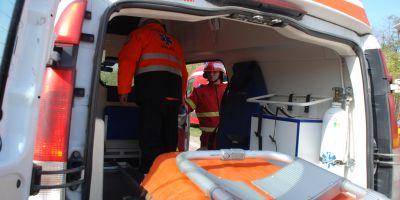 Un politist de la BCCO Constanta s-a impuscat in cap. Tanarul de 24 de ani a fost dus in stare grava la spital