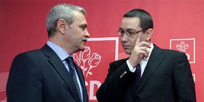 Dragnea: Vrem ca premierul Ponta sa nu mai fie singurul care comunica proiectele Guvernului