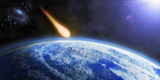 Cometa care ar putea distruge Pamantul peste 20 de ani. Teoria controversata a unor oameni de stiinta