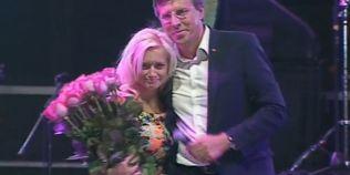 VIDEO Primarul Chisinaului, Dorin Chirtoaca, se casatoreste cu prezentatoarea ProTV Anisoara Loghin