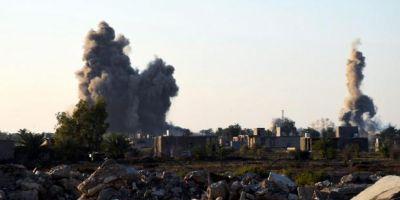 Un adjunct al liderului Statului Islamic a fost ucis intr-un raid irakian