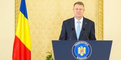 VIDEO Mesajul de Craciun al presedintelui Klaus Iohannis: