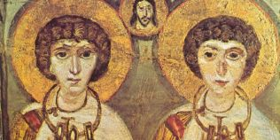 Ce inseamna sa fii frate de cruce: obiceiul din Evul Mediu interzis de Biserica si legatura cu Miscarea Legionara