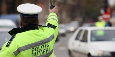 Actiune de amploare a politistilor rutieri sambata, in toata tara. Acestia vor folosi radare portabile pentru a-i prinde pe soferii care depasesc viteza legala