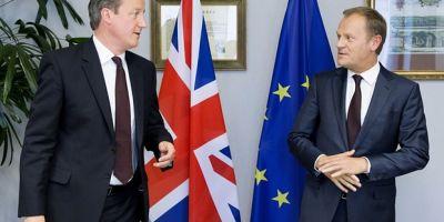 Acord impotriva Brexit. Liderii europeni s-au inteles asupra termenilor mentinerii Marii Britanii in UE