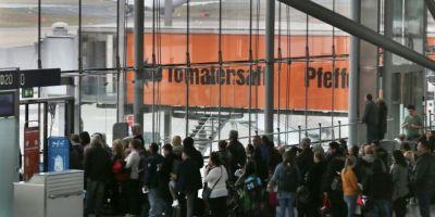 Aeroportul Koln-Bonn a picat examenul de securitate