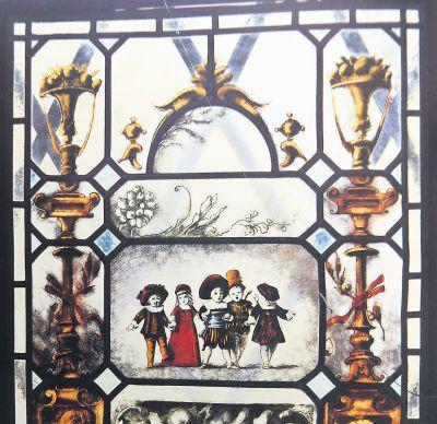 Comorile Academiei Romane. Vitraliile, Biblia saracilor, acum obiecte de muzeu