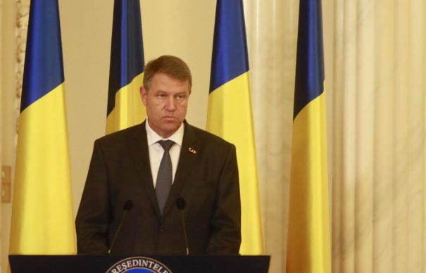 Ce program are presedintele Klaus Iohannis maine