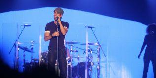 Dragostea si energia fanilor l-au ajutat pe Enrique Iglesias sa scape de febra si migrena: