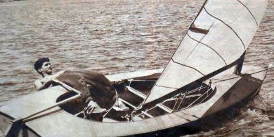 Regata tragica de la Marea Neagra. Misterul disparitiei, acum 50 de ani, a echipajului Gressianu - Ciocoiu, la o competitie oficiala de vele