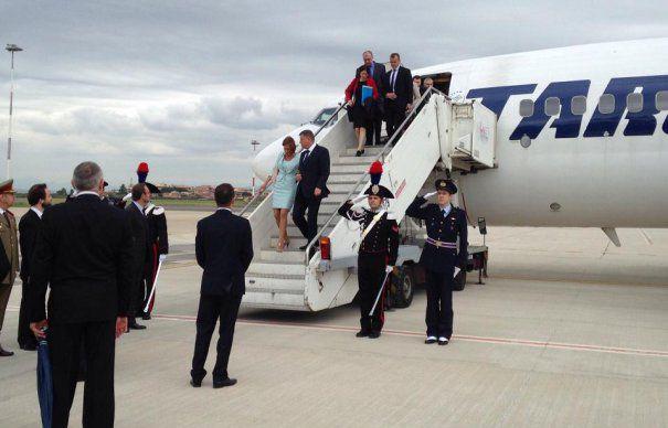 Guvernul ii cumpara avion lui Iohannis