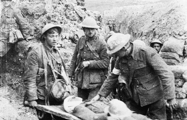 Cel mai SANGEROS conflict din perioada Primului Razboi Mondial. In prima zi a bataliei, britanicii AU PIERDUT 21.000 de soldati | GALERIE FOTO