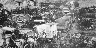100 de ani de la intrarea Romaniei in Marele Razboi. Bucurestiul sub bombele germane: