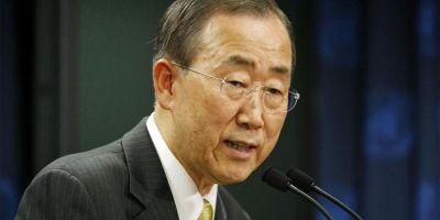 Secretarul General al ONU le cere liderilor sud-sudanezi sa ia actiuni decisive pentru a recapata controlul asupra Juba