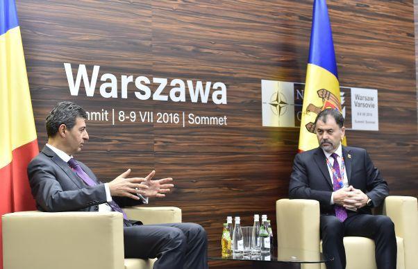 Chisinaul cere spriijinul NATO pentru retragerea trupelor ruse din Transnistria