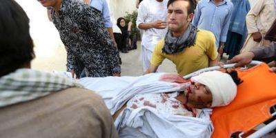 VIDEO Val de atentate marca Statul Islamic, in Afganistan si Irak