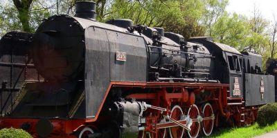 Muzeul Locomotivelor cu Abur din Resita, scos la licitatie, ar putea fi salvat de Primarie