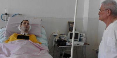 Chirurgul Gheorghe Ciobanu, la capatul unei experiente traumatizante: