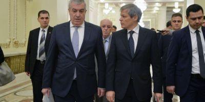 Tariceanu ii cere lui Ciolos sa-i transmita cate persoane au fost interceptate ultimii trei ani si cat au costat investigatiile
