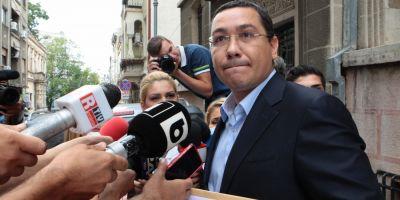 Un an de la Colectiv. Victor Ponta insinueaza ca tragedia a fost organizata