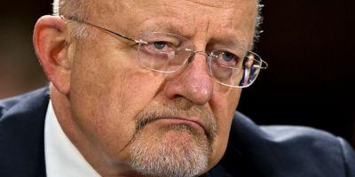 Seful comunitatii de informatii americane si-a depus demisia