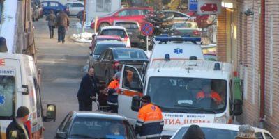 Inspectie a Corpului de control al premierului la Spitalul Judetean din Cluj.