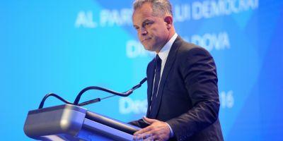 Vlad Plahotniuc, noul presedinte al Partidului Democrat din Moldova: