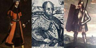 Pasiunile bizare ale voievozilor: umorul negru al lui Tepes sau investitiile in biserici facute de Stefan cel Mare