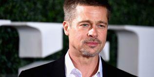 FOTO Cum arata Brad Pitt dupa despartirea de Angelina Jolie: