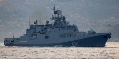 Oficial NATO: Activitatea marinei ruse in Europa, peste nivelul din perioada Razboiului Rece