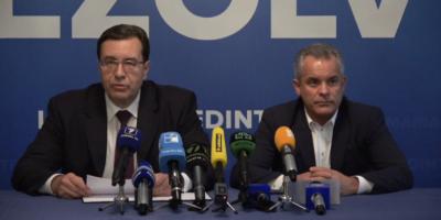 VIDEO Alegeri Republica Moldova. Marian Lupu: Ne retragem in favoarea Maiei Sandu