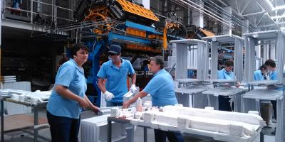 Fabrica de electrocasnice la Ulmi. CJ Dambovita a dat avizul pentru inceperea unor lucrari in valoare de peste 35 de milioane de lei