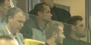Rivaldo a fost in vestiarul