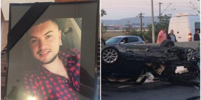 Alcoolemia de coma a soferului de BMW care a zburat peste un zid de beton si a zdrobit o masina de paine