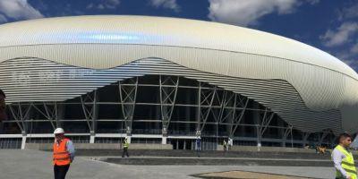Mister in jurul inaugurarii stadionului de 54 de milioane de euro din Craiova. Olguta Vasilescu: